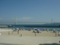 須磨の辺り海岸から明石海峡大橋