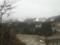 ハチ北高原(ゲレンデ駐車場手前から)