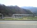 [風景]北陸新幹線工事中@R117付近