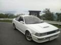 [車][スーパーレビン]金甲山にて