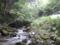 岡山県r58(多分)坂路峠手前の小川で顔洗ったり