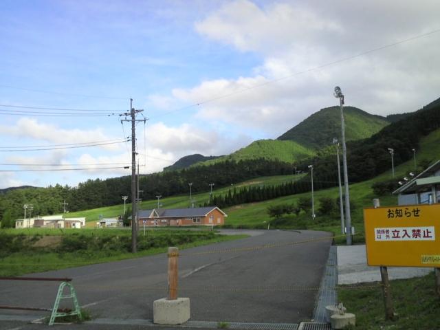 夏の蒜山ベアバレー