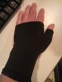 [体調]左手首痛めた