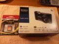 [買い物]3代目デジカメ(SONY Cyber-Shot DSC-HX5V)+メモリ16[GB]