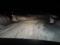 除雪してねぇし@野土路トンネルの新庄村側