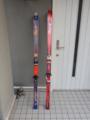 [スキー]ボロボロの板。。。アホみたいに滑った板