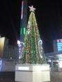 [風景]クリスマスモード@岡山駅前