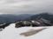山頂からホワイトロングコース方向