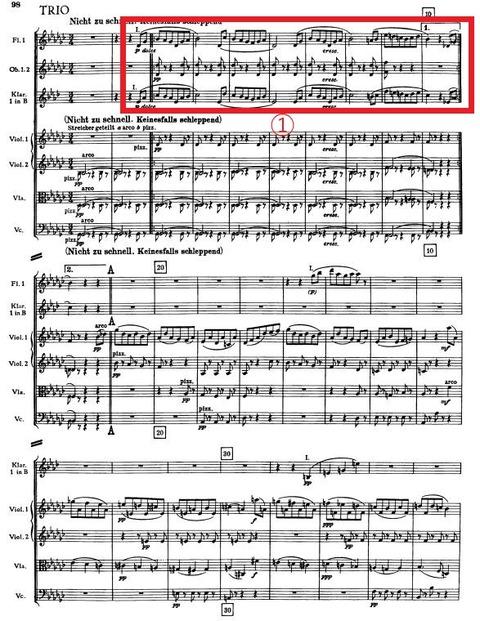 Bruckner Symphony No.4 Mvt.3 Trio Haas 1936-1