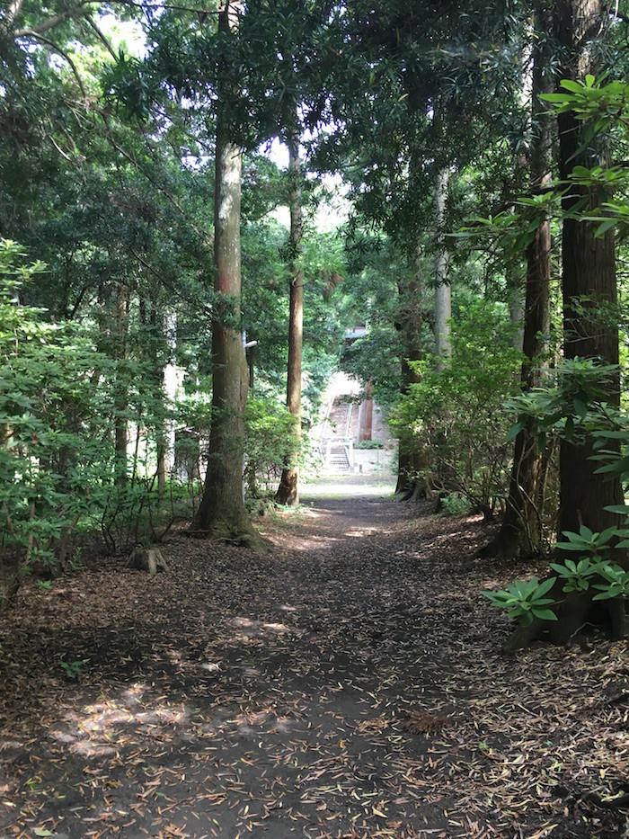 伊豆大島神社