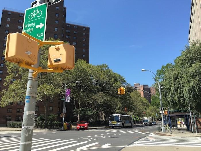 airbnbを使ったニューヨークの街