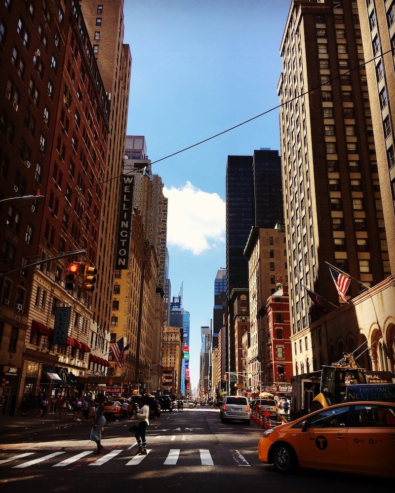 airbnbニューヨークマンハッタンビル