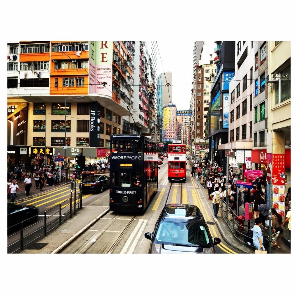 香港旅行行くところオススメ