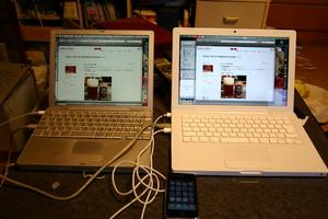 Mac Book & Power BookG4