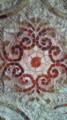 東博本館内部のモザイク