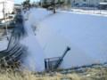 [オレ撮影]積雪の後の晴天