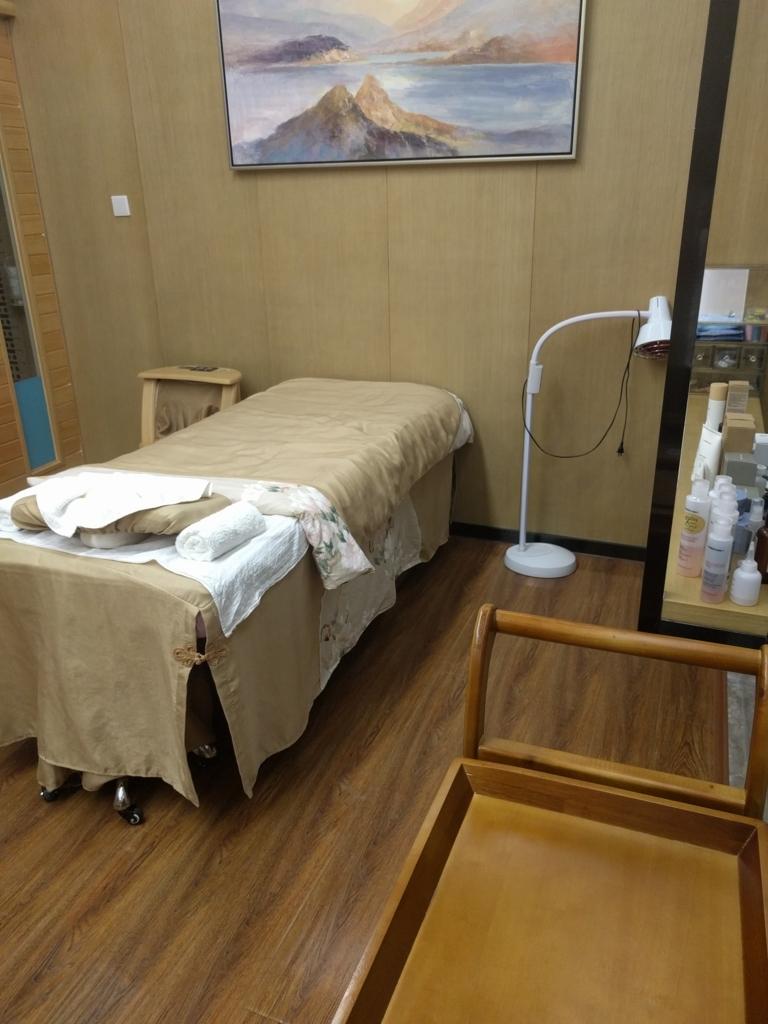 柔道整復師が海外の病院での施術場所