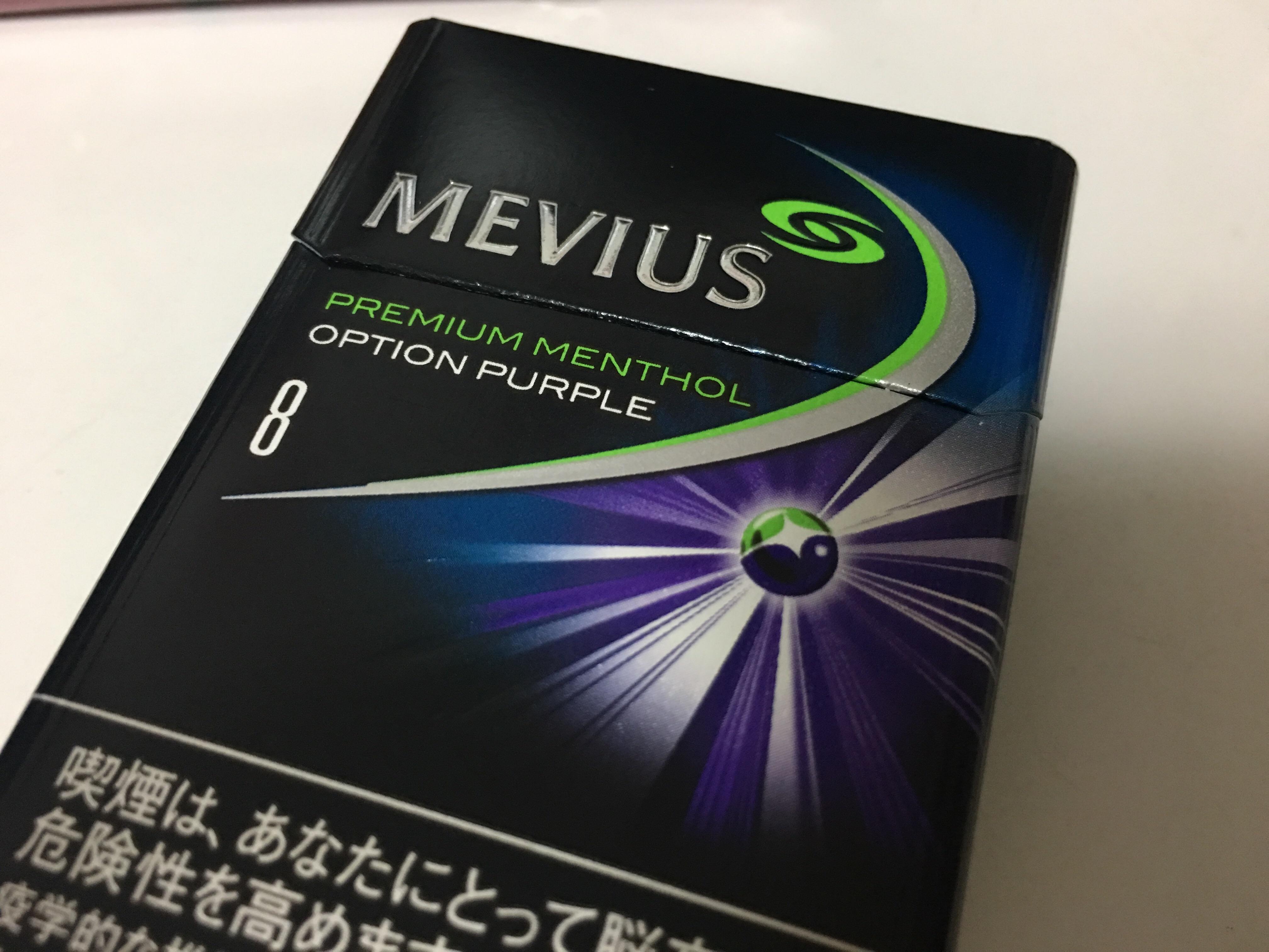 オプション 味 メビウス