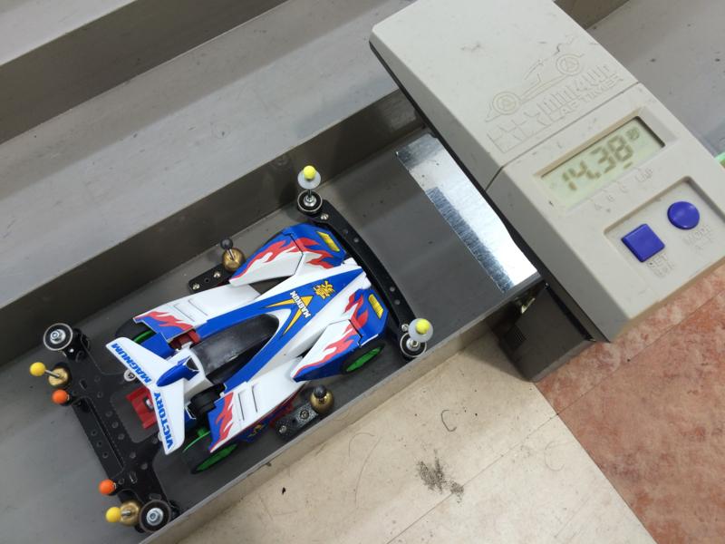 S2とHD3、タイヤとか交換したらまた違ってきそう。