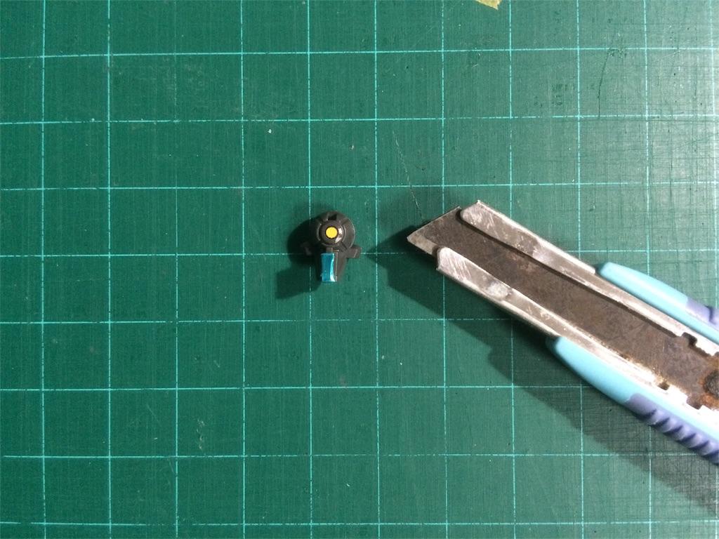 かなり小さい頭部センサー類