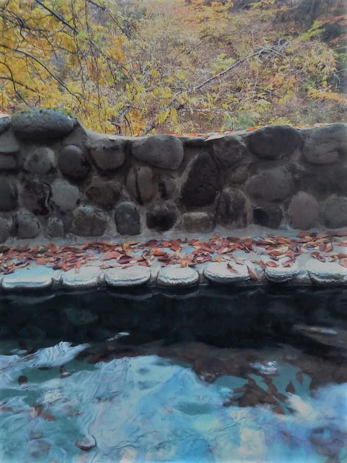 那須塩原野天風呂、美人の湯