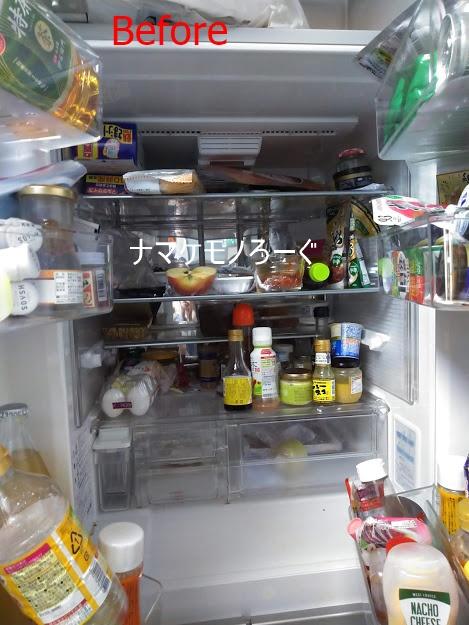 refrigerator-before