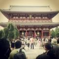 浅草寺 (Templo Sensô ji)