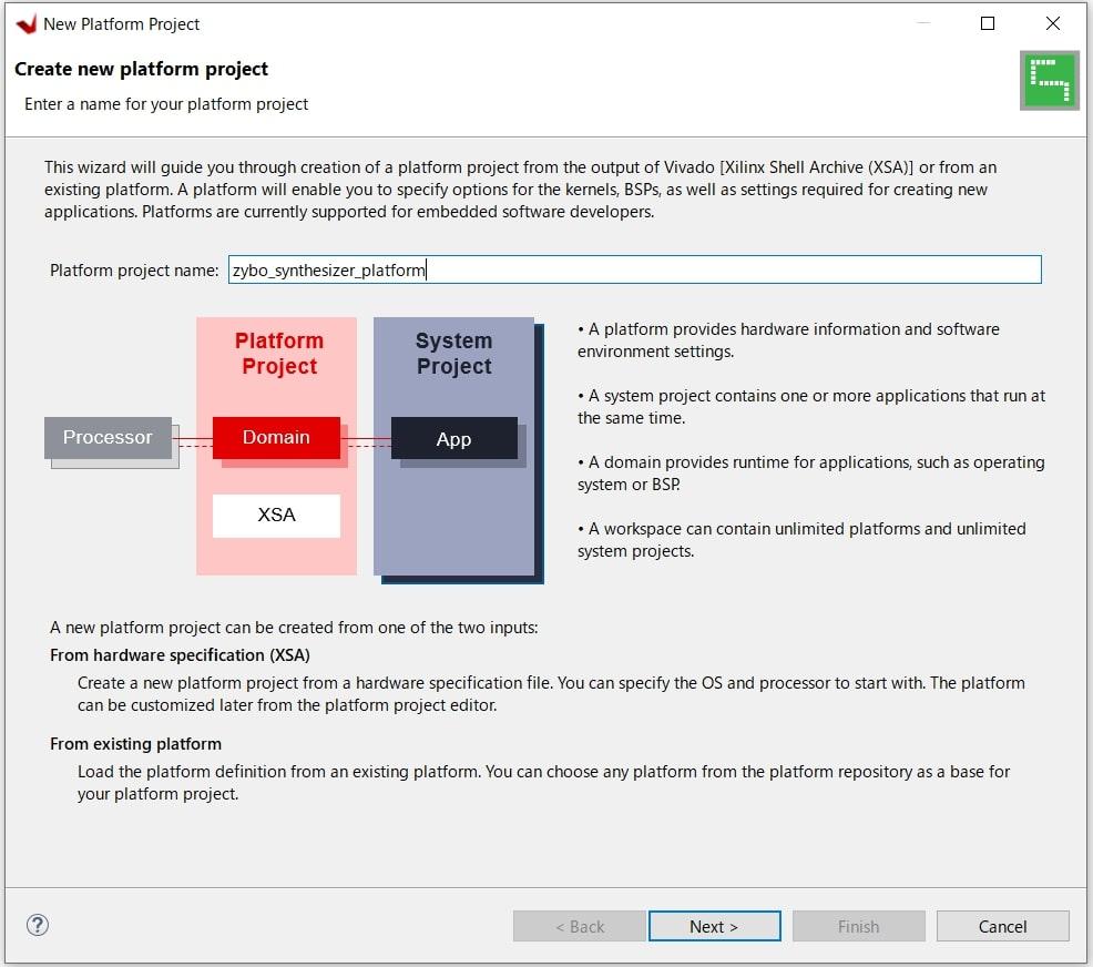Zynqのプログラム実行4