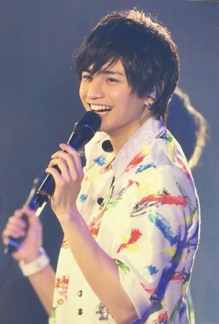 コンサートの中島健人