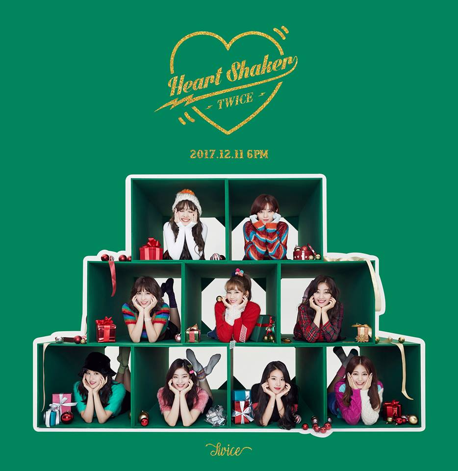 Merry Happy Twice曲を韓国語歌詞で歌おう 読み方 日本語カタカナ