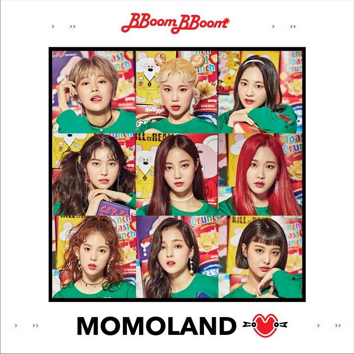 Boom Boom Punjabi Song 2018 Mp3: BBoom BBoom-MOMOLAND新曲 歌詞カナルビで韓国語verを歌おう♪ ブンブン/ダンス/ダイエット