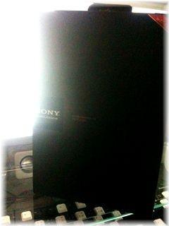 SONY MDR-Z1000の梱包箱