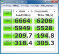 Crucial RealSSD C300 128GB&マッハドライブ