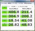 Intel SSDSC2MH120A2K5ベンチマーク