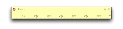 Macの定規アプリ「Free Ruler」