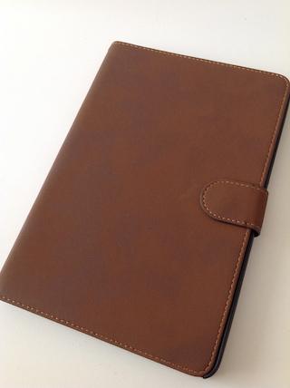 レトロ調iPad miniケース