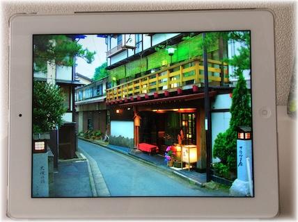 iPad 3の発色