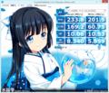 SDCZ80-064G-G46ベンチマーク(ASUS P8H67-V on Windows 8.1)