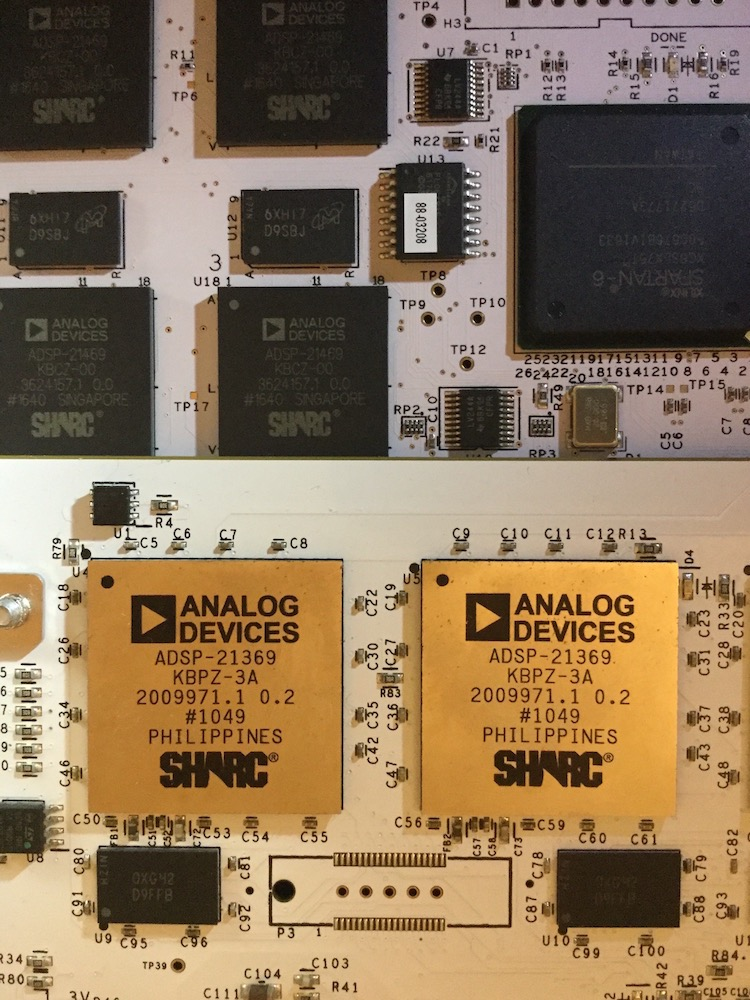 Analog Devices DSPチップ