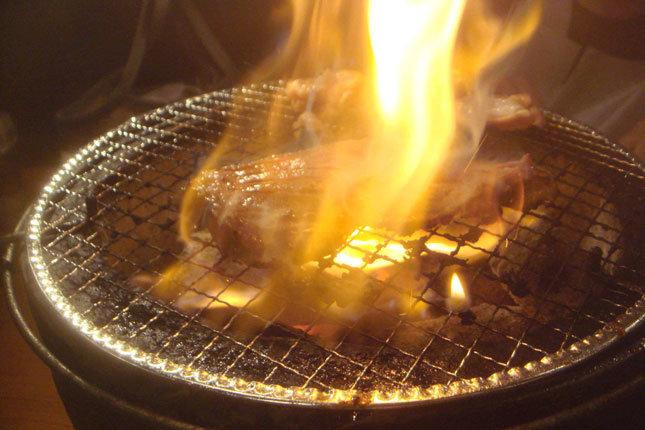 焼き肉 大判極みカルビ