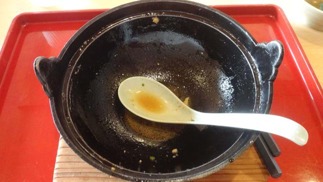 ジョイフル 鉄鍋ホルモンラーメン