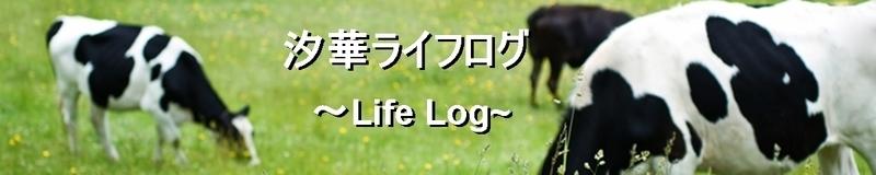 汐華ライフログ