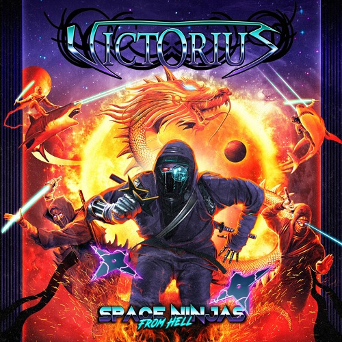 VICTORIUS 『Space Ninjas From Hell』