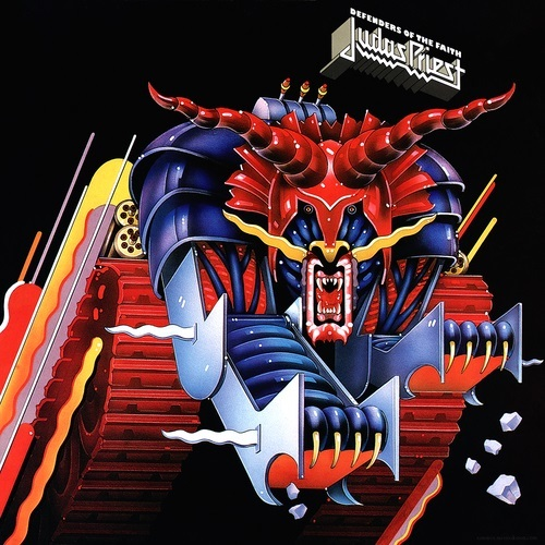 Judas Priest 『Defenders Of The Faith』
