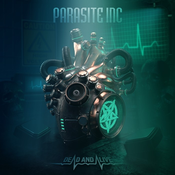 PARASITE INC 『Dead And Alive』