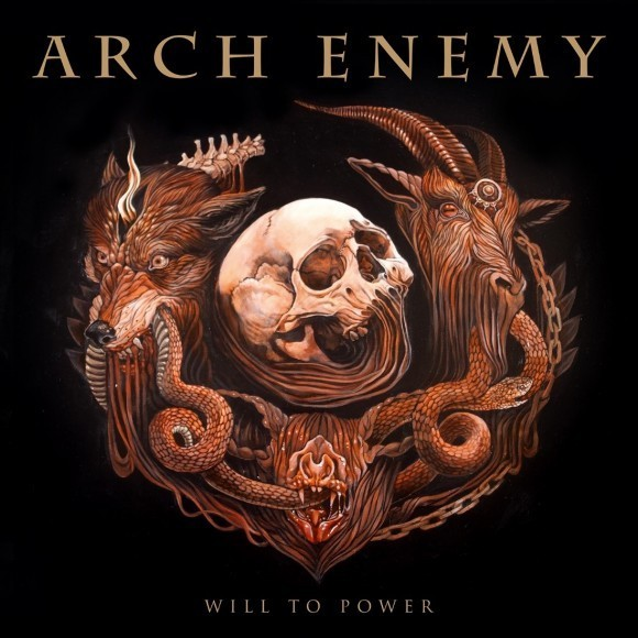 ARCH ENEMY 『Will to Power』