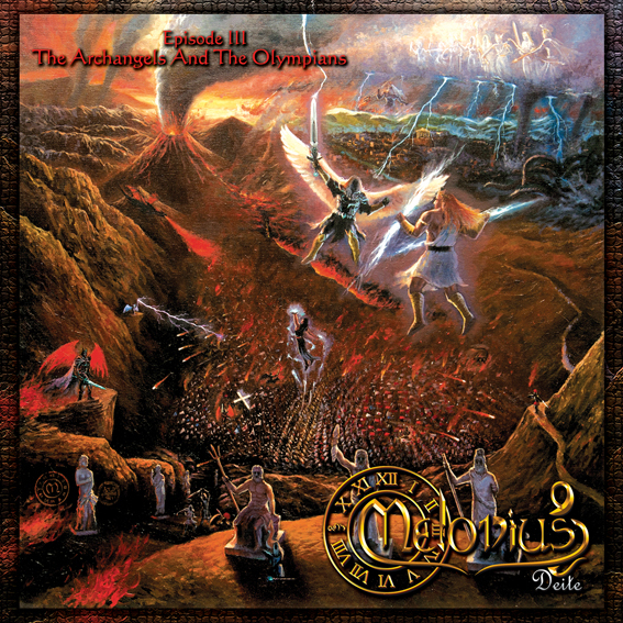 Melodius Deite 『Episode Ⅲ The Archangels And The Olympians』