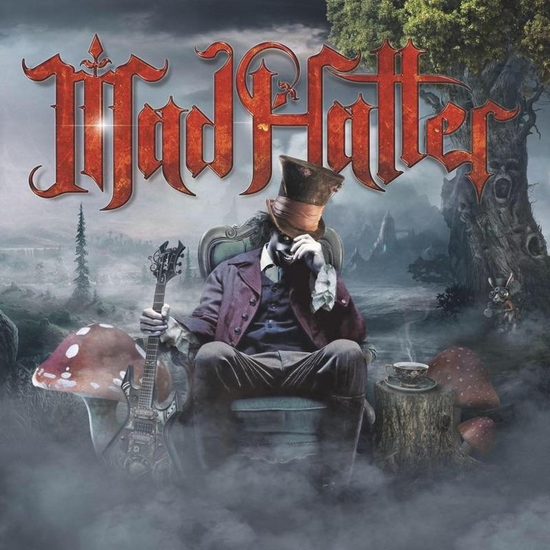Mad Hatter 『Mad Hatter』