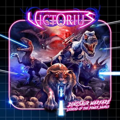 VICTORIUS 『Dinosaur Warfare』