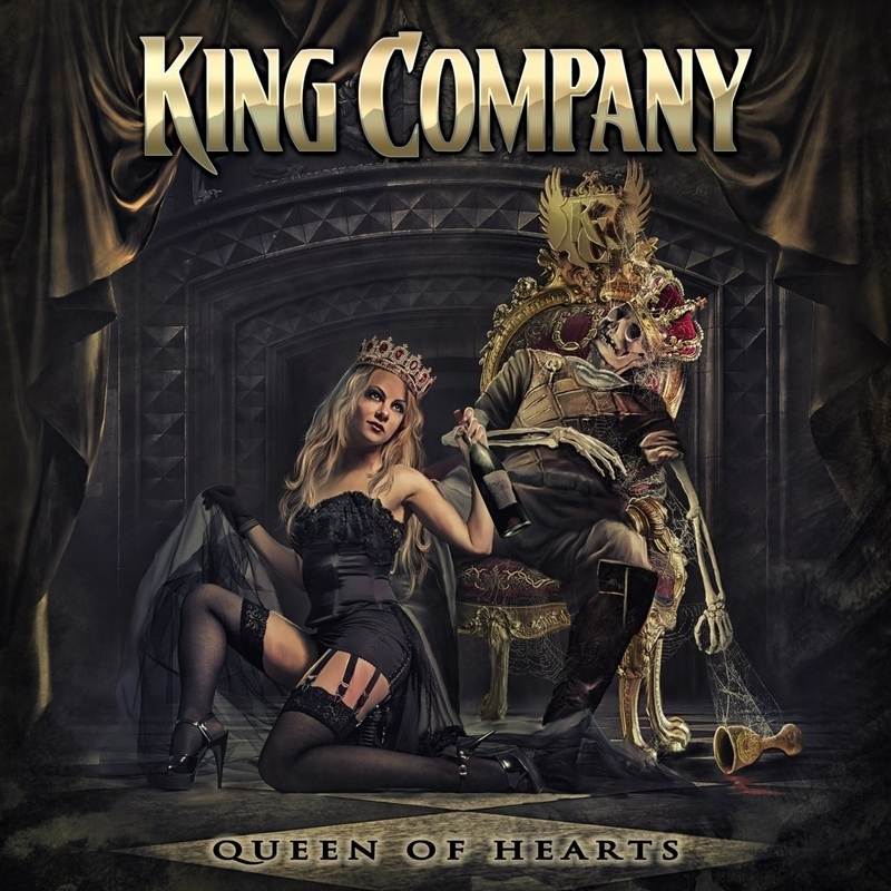 KING COMPANY 『Queen Of Hearts』